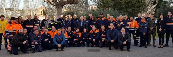 800 integrantes de grupos de emergencias de Castilla-La Mancha se formarán en reanimación cardiopulmonar y uso de desfibrilador