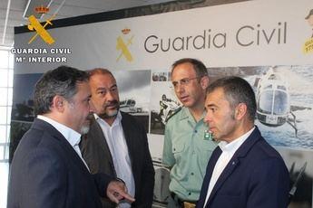 Inaugurada en Albacete la 'I Liga Nacional Interuniversitaria de Retos del Ciberespacio' organizada por la Guardia Civil