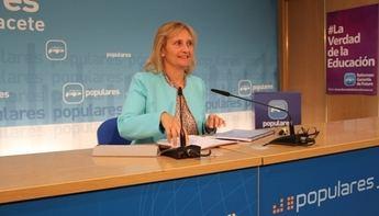 La diputada Maravillas Falcón (PP) destaca la inversión que hará el estado en la provincia de Albacete con los presupuestos del 2015