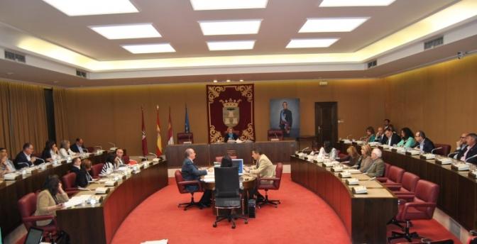 El Pleno Municipal aprueba por unanimidad el apoyo a unas tarifas eléctricas justas para el regadío