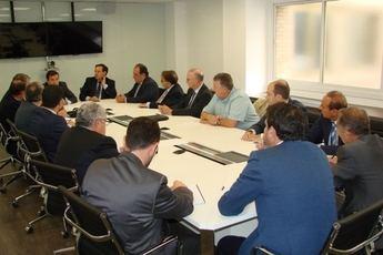 El Consejo de Administración de AELMO respalda el trabajo realizado por la Lonja de La Mancha, gestionada por el ITAP