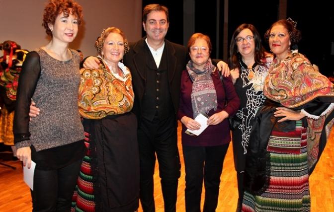 Celebrado el Festival de Folklore 'El Trillo' en el auditorio municipal de Albacete