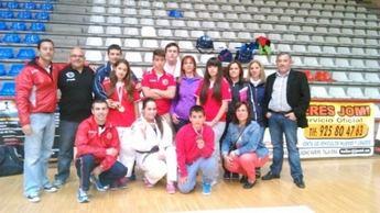 El Fujiyama Albacete se clasifica para el Campeonato de España de Deporte Escolar en judo
