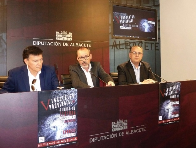 Caudete acogerá el próximo sábado el V encuentro de Clubes de lectura juveniles de Albacete
