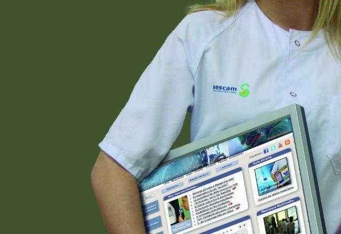 El Sescam oferta en Albacete 15 cursos de formación on-line para el último trimestre del año