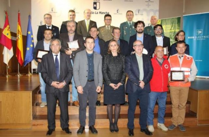 El Gobierno de Castilla-La Mancha entrega los II Premios Internacionales Pau Costa contra incendios forestales