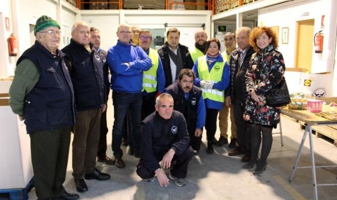 El Banco de Alimentos de Albacete dispensó un millón y medio de kilos de comida en un año
