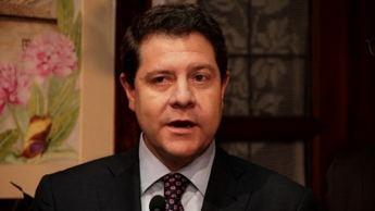 """García-Page:""""No nos van a engañar. Iremos a los tribunales aunque ahora solo quieran privatizar la Sanidad en una parte, para luego privatizarla toda"""""""