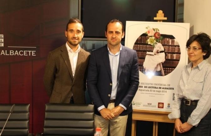 El XII Encuentro de Clubes de Lectura de la Provincia se celebrará el día 20 de Mayo, en Higueruela, con participación del escritor Lorenzo Silva