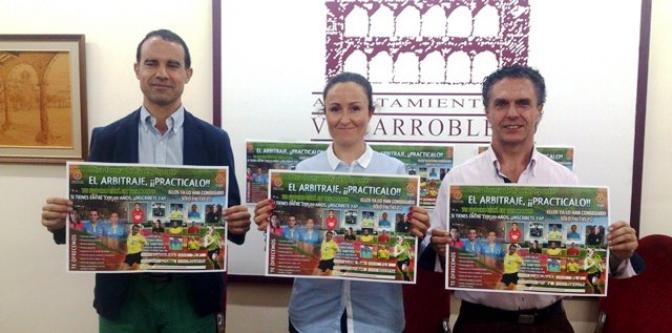 Abierto el plazo de inscripción para el curso de aspirantes a árbitros que se celebrará en Villarrobledo