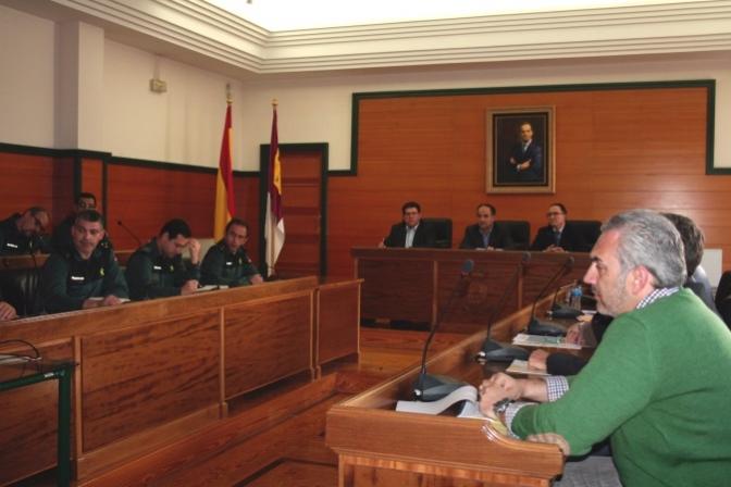 La Junta Local de Seguridad se reúne para elaborar el dispositivo del Viña-Rock 2014