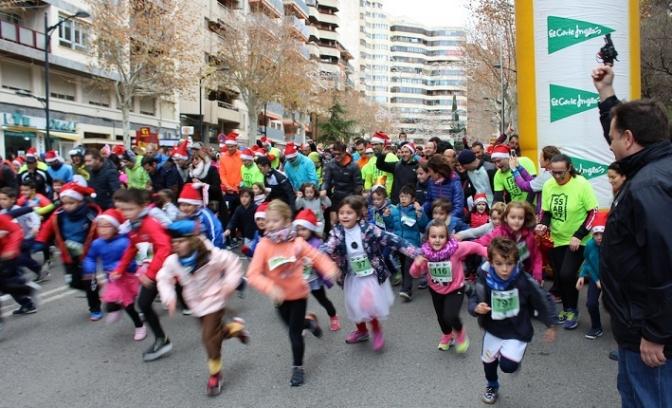 La XIV San Silvestre de Albacete sacó a la calle a cerca de 6.000 personas para despedir el año
