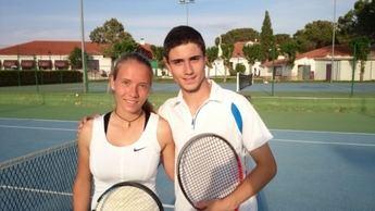Ainhoa Garijo y Jaime Castillo, nuevos campeones regionales júnior