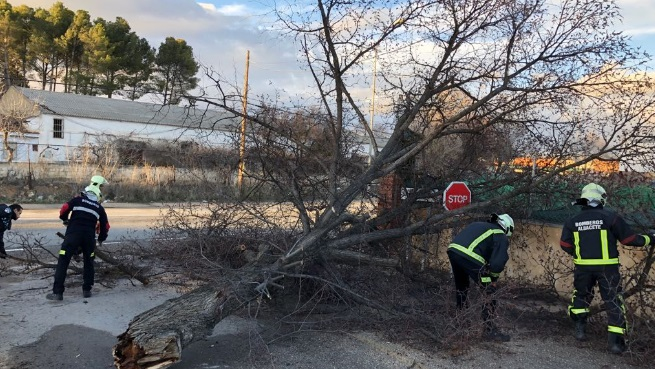 El Gobierno aprueba 2 millones en ayudas a la provincia de Albacete por temporales de 2016