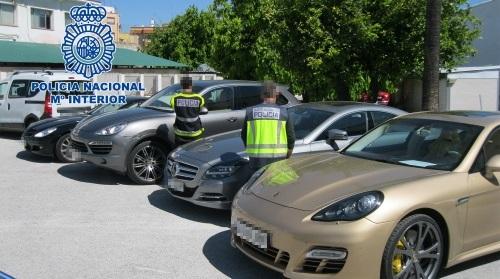 Detenido en Hellín un hombre que causó diversos daños a 32 vehículos y un local de hostelería