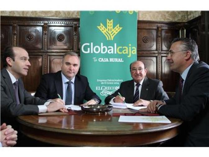 Globalcaja e ITAP mantendrá su colaboración un año más gracias a un convenio de 26.000 euros