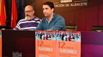 El pabellón Feria acoge este fin de semana la XXX edición de la 'Copa Diputación 12 horas de ajedrez en Albacete'