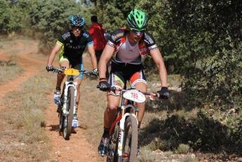Nieves Giménez y Yago Sardina ganaron la carrera de BTT del Circuito Provincial de Carcelén
