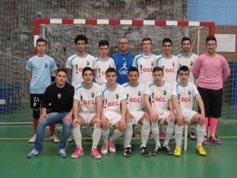 El juvenil del Albacete FS, campeón de grupo en la Liga Regional