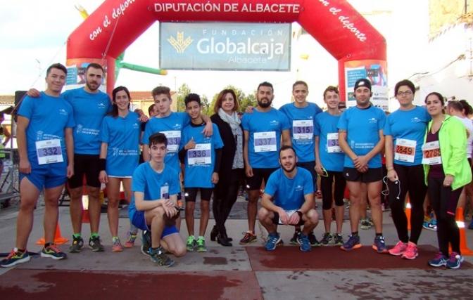 Navas de Jorquera cerrará el XVII circuito provincial de carreras populares de la Diputación