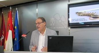El PSOE dice que los impuestos  en Albacete serán más altos cuando acabe la legislatura, pese a los anuncios municipales