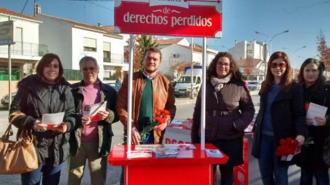 El PSOE de Albacete tiene claro que los jóvenes son las primeras víctimas de la nueva clase social creada por el PP