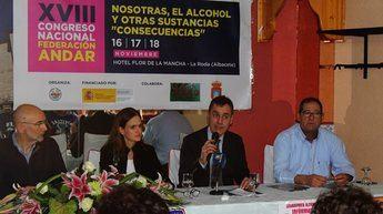 Clausurado el XVIII Congreso Nacional de ANDAR en La Roda (Albacete)