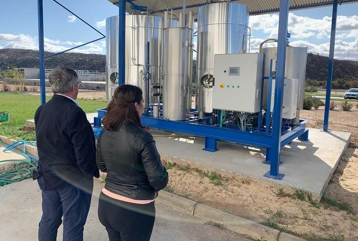 El Ayuntamiento de Hellín expone a la Junta sus inquietudes en materia de depuración de aguas