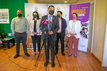 Castilla-La Mancha dispone de18 para que los olivicultores puedan paliar los daños por 'Filomena' en unas 100.000 hectáreas