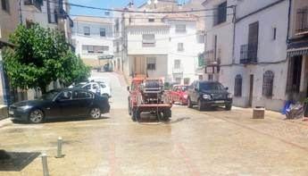 El SEPEI de la Diputación de Albacete desinfectó 41 localidades tras sus mercadillos
