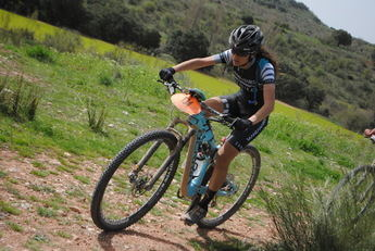 Alcaraz y su prueba de gran fondo ponen a prueba a los ciclistas del Circuito de BTT de la Diputación de Albacete