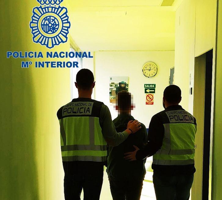 Dos tenidos por agredir a un hombre que quiso comprar droga en 'Las 600' de Albacete y acabó herido en el hospital