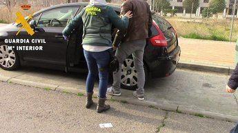 Desarticulado un grupo criminal con tres mujeres y cinco hombres, en Toledo y Madrid, por 386 estafas bancarias