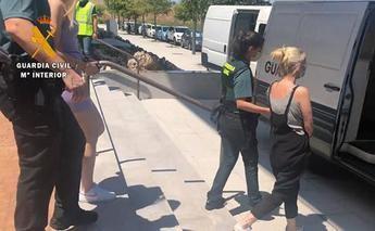 Más de 20 detenidos, algunos en Toledo, de una red criminal que estafó a más de 500 personas de edad avanzada