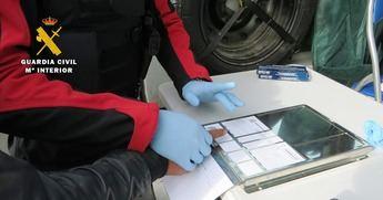 Detenido un hombre de 61 años por varios robos con intimidación en La Roda