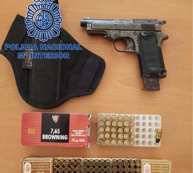 Seis detenidos de una banda dedicada al tráfico de cocaína en Hellín (Albacete)