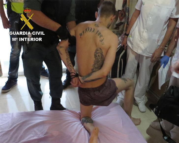 Dos detenidos, de 25 y 28 años, por vender droga en una vivienda de Cebolla (Toledo)