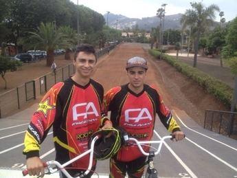Los albaceteños Javi y Alex García disputan en Tenerife el Campeonato de España de BMX