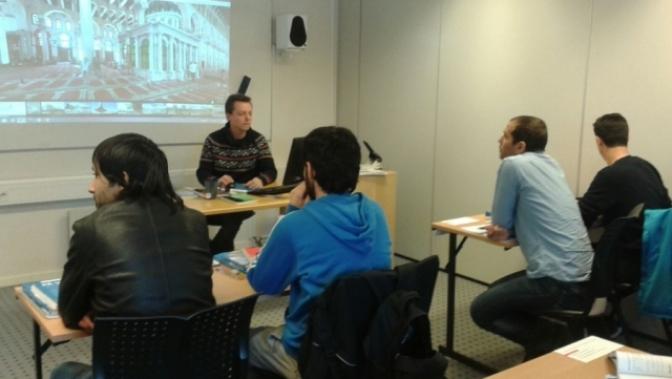 El CEPA 'Castillo de Almansa' participa en el proyecto Erasmus+ como único centro de enseñanza de adultos de Albacete
