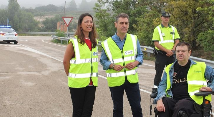 Más de la mitad de los accidentes de tráfico en Albacete se producen por distracciones