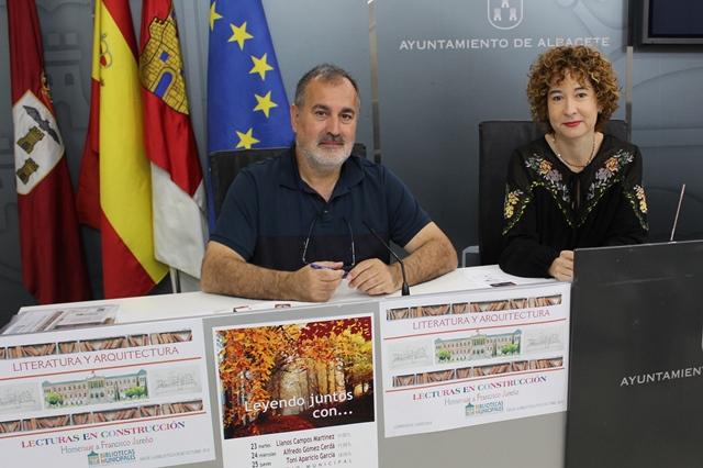 El Ayuntamiento de Albacete celebra el Día de la Biblioteca entre el 15 y el 30 de octubre con 56 actividades