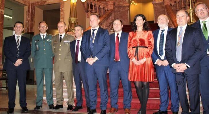Entregados los reconocimientos de este año en el acto institucional del Día de Albacete