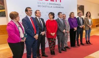Celebración institucional en Castilla-La Mancha celebra el Día de la Enseñanza 2019