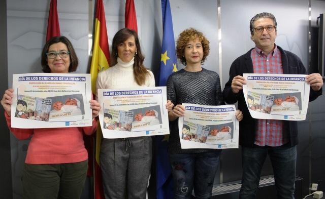 El Ayuntamiento de Albacete se vuelca con la celebración del `Día de la Infancia´