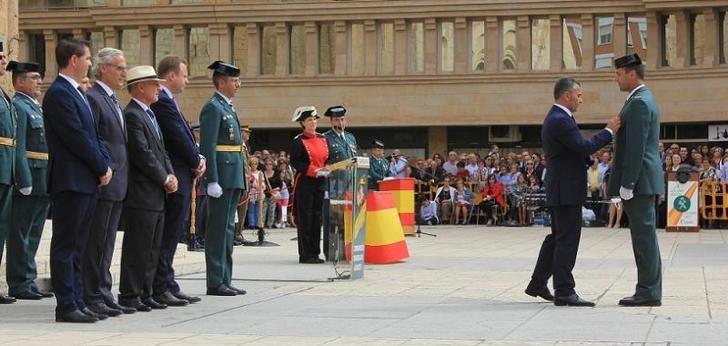 Guardia Civil, Subdelegación de Defensa y Francisco Grau Vegara serán homenajeados en el Día de la Ciudad de Albacete