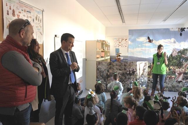 La Junta de Castilla-La Mancha destaca la importancia de la educación para la conservar los bosques