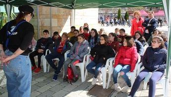 Albacete celebra con los niños y jóvenes de la ciudad el Día del Libro