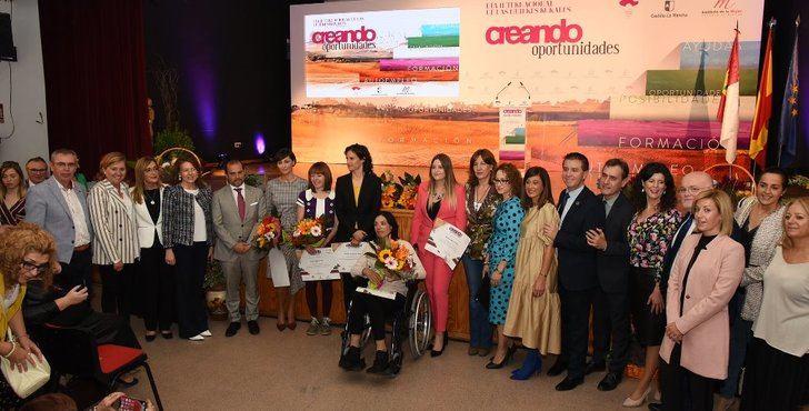 Villamalea (Albacete) acoge la celebración institucional del Día Internacional de la Mujer Rural