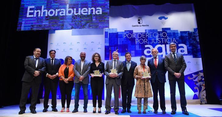 El trasvase y su futuro, gran protagonista en la celebración del Día del Agua en Castilla-La Mancha