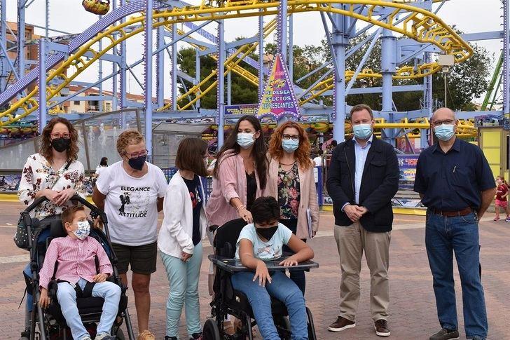 Albacete silencia las atracciones de la Feria en el Día sin Ruido para las personas con Trastorno del Espectro Autista